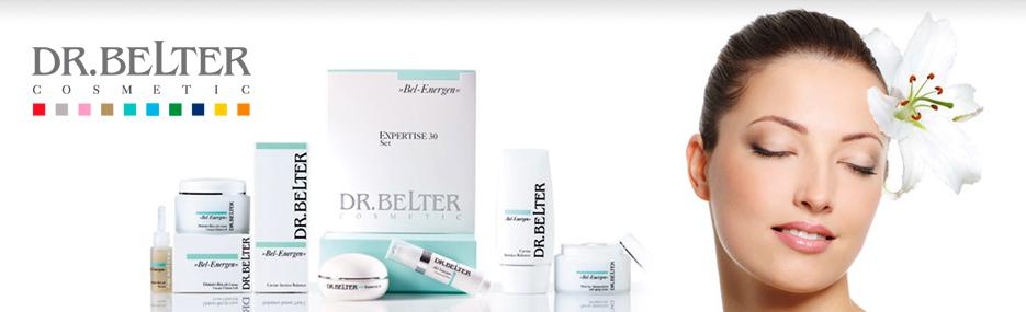 Přírodní kosmetika Dr. Belter
