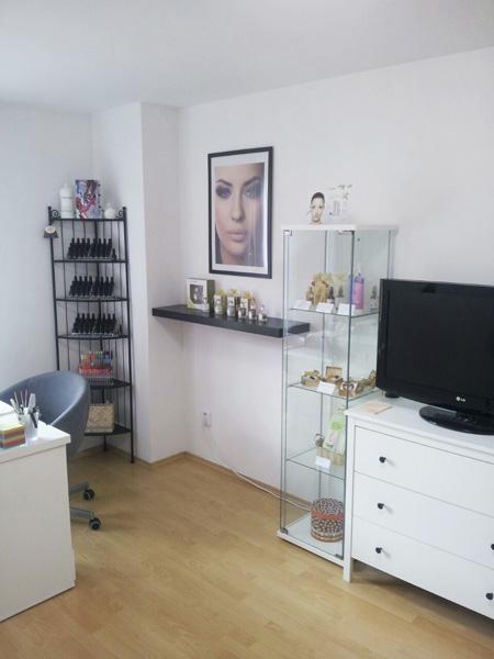 Salon Estetika Praha-interiér 2