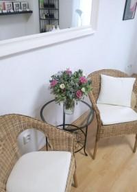 Salon Estetika Praha-interiér